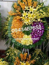 Vòng hoa kiểu sài gòn tại số 5 trần thánh tông