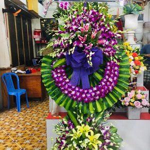 vòng hoa tang lễ tại tp đà nẵng
