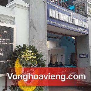 Nhà tang lễ 125 Phùng Hưng